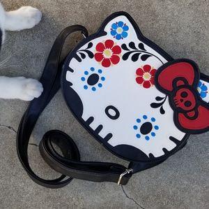 Hello Kitty x Loungefly lightly damaged bag